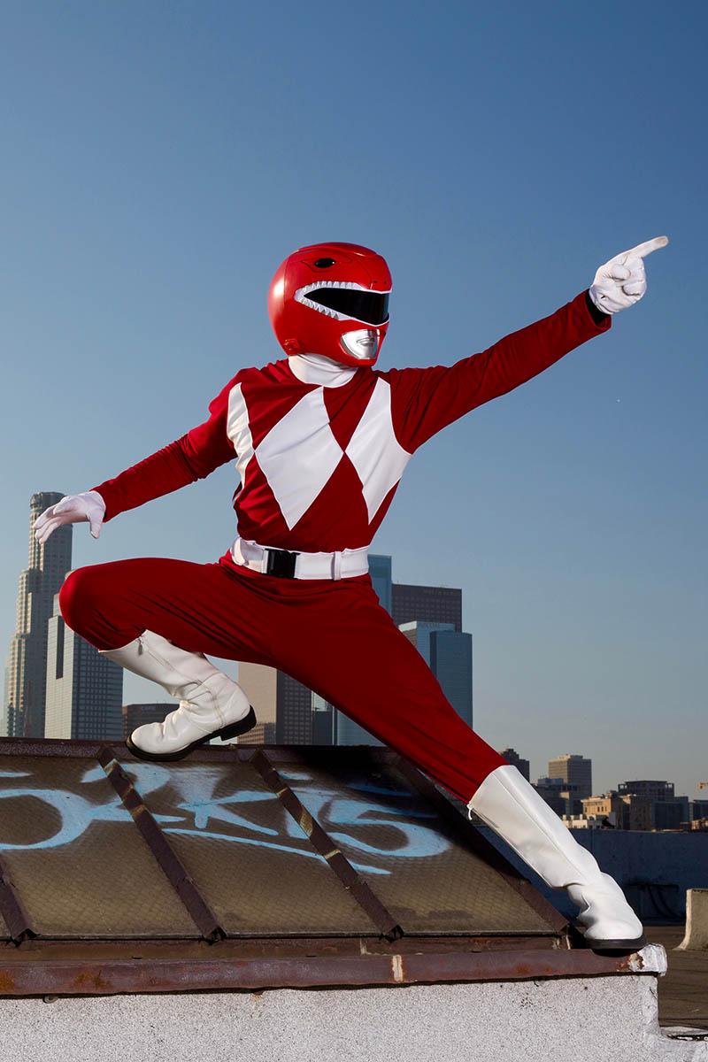 Best power ranger party character for kids in houston